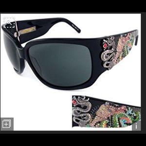 Ed Hardy Tattoo Eyewear Sunglasses
